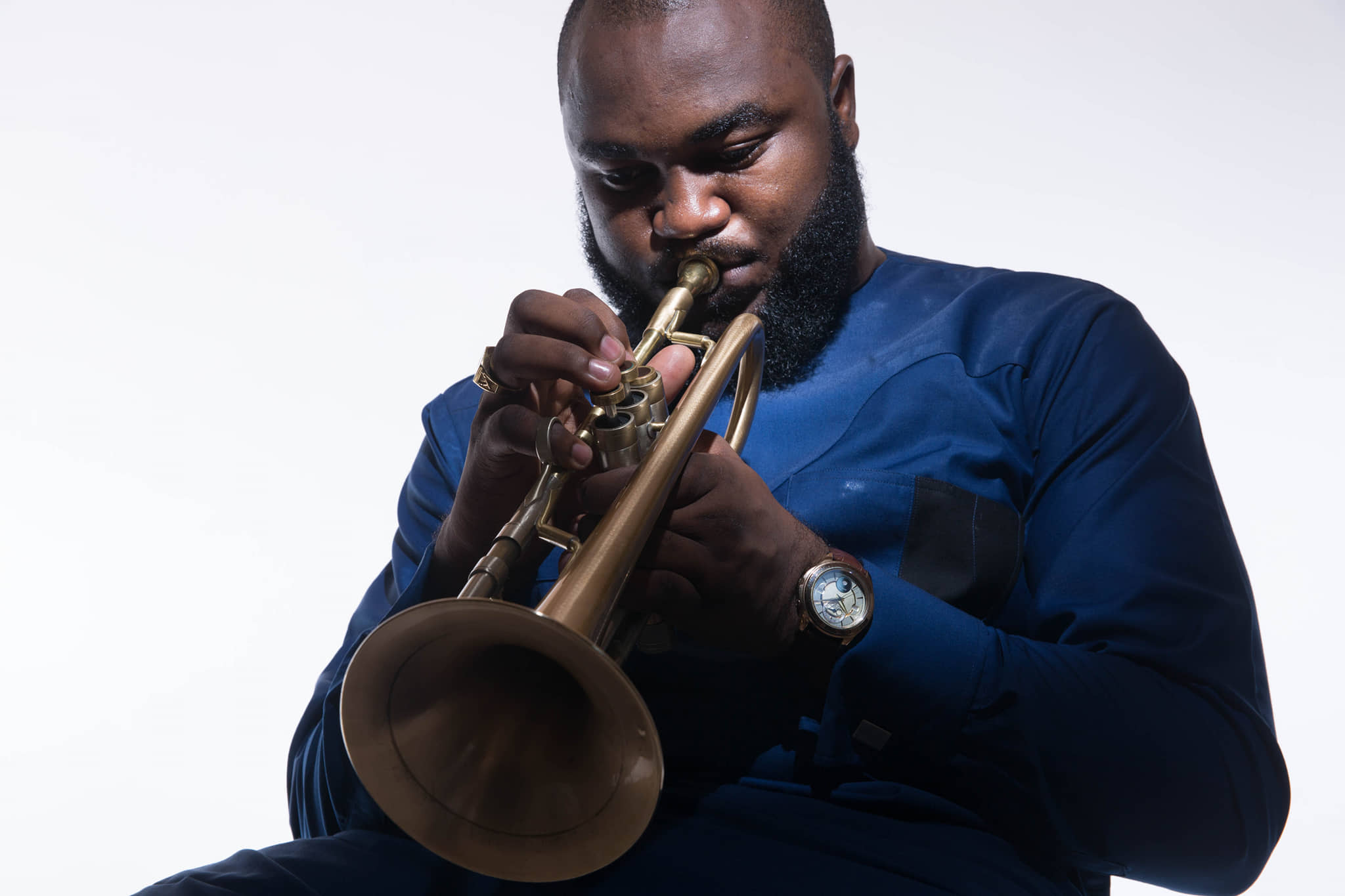 Etuk Ubong, The truth, with his trumpet
