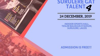 Photo of Surulere Got Talent Is Back For Another Exciting Season