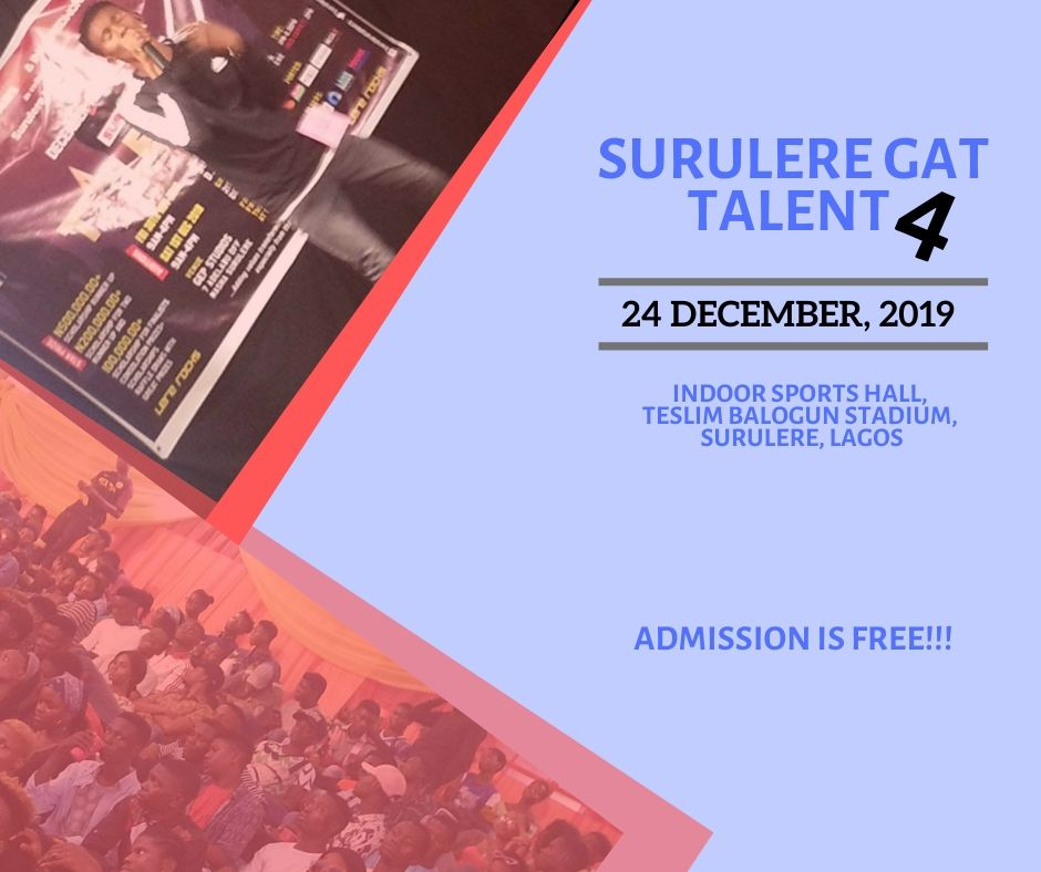 surulere gat talent season 4
