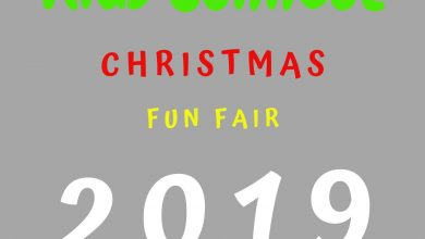 Photo of Kids Connect Christmas Funfair Is Here Again