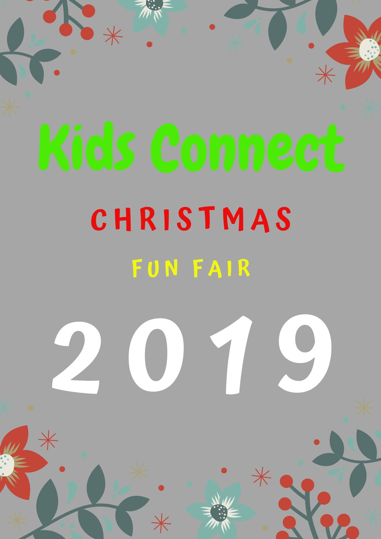 Kids Connect christmas Funfair Surulere